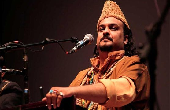 Amjad Sabri's Last kalam on Samaa tv – 22 June 16