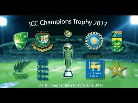 ICC champions trophy 2017 live stream – PTV Sports